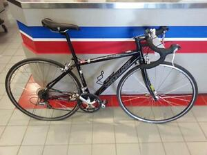 Specialized Allez Bike. We sell used bicycles. (#11558). We carry baseball and hockey equipment and exercise weights