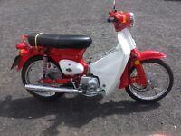 Riders Super Cub 110 cc ( As new )
