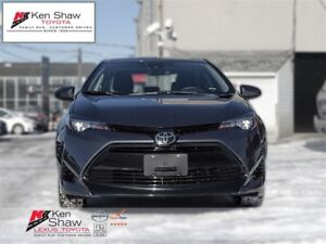2017 Toyota Corolla LE with heated steering wheel