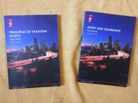 ICAEW audit and accountancy books