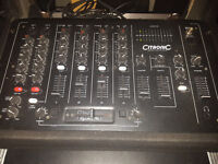 "citronic 19""mixer"