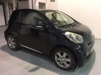 Toyota iQ 1.0 VVT-i 2 3dr GREAT CONDITION - 0£ TAX - CHEAP TO RUN