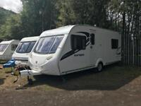 2010 Sterling Europa 495 - Mover, Awning and Accessories Included