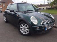 2004 Mini Cooper, 1.6, long, MOT, nice and tidy, drive's amazing!