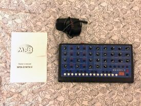 MFB SYNTH 2 - Rare Analog 3 Oscilator Monosynth + Step Sequencer