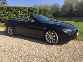 BMW 650 Convertible