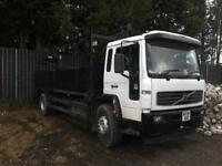 18 ton Volvo truck