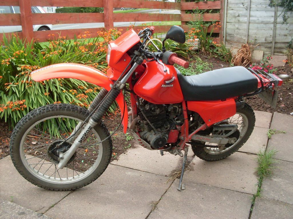for sale honda xl 250 trail 1985 in pontnewydd torfaen. Black Bedroom Furniture Sets. Home Design Ideas
