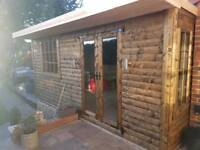 Custom cabins/ sheds and offices