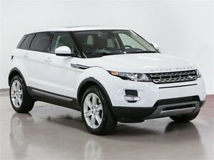2015 Land Rover Range Rover Evoque Pure Plus CERTIFIED 6/160 @ 2