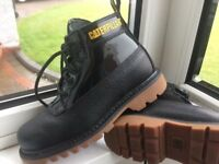 Ladies Caterpillar Ankle Boots