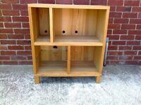 Multi Media Ikea Wood Cabinet /Unit/Sideboard etc, 2'8 Wide, 3' High, 1'4 Depth, solid