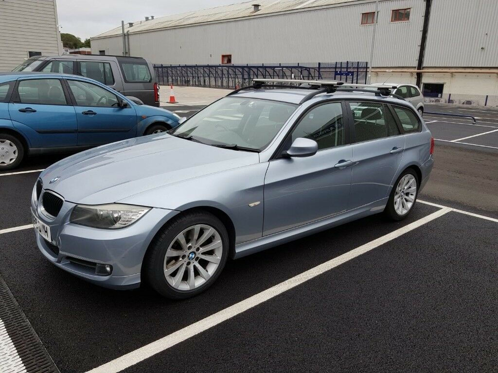 Bmw 320d automatic touring with detachable towbar | in Chepstow,  Monmouthshire | Gumtree