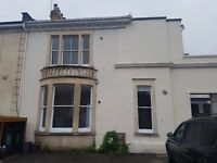 Newly refurbished studio flat to rent in Redland. The rent includes council tax, water and internet