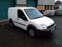 Ford Transit Connect, Refrigerated, White, Low Miles, Brilliant.