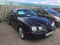 Jaguar S-Type Sport Diesel 2.7 twin turbo *MANUAL RARE*