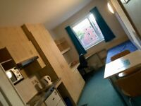 Clean & Quiet Single Studio Room at Broadgate Park in this Summer