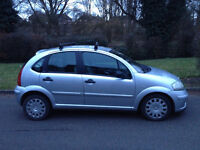 CITROEN C3 1.4 DIESEL MOT 6 MONTHS £30 A YEAR ROAD TAX-60 MILES PER GALLON-WE CAN DELIVER TO YOU