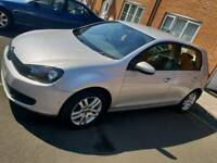 Vw golf 1.6 diesel ( £30 per year tax )