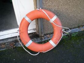 LIFE RING BUOY, SAFETY DEVICE