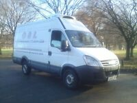 IVECO DAILY 35S12, 2.3TDi, *FRIDGE VAN*, MWB, HI-ROOF with 12 MONTHS MOT!!!