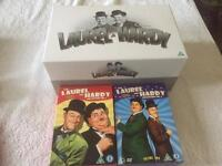 Laurel and hardy collection DVD sets