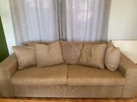 Free 3 Seater Sofa (Collection Only) - L25