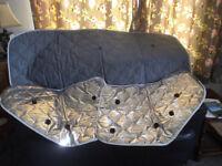 Motorhome/Camper Interior Screen Thermal Blinds