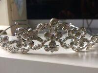 Wedding tiara brand new with tags Jon Richard