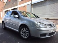 Volkswagen Golf 2009 1.9 TDI Match 5 door 1 OWNER, FULL SERVICE HISTORY, Bargain