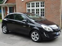 2011 (11) Vauxhall Corsa 1.2 i 16v SXi 3dr - ONLY 30,000 MILES