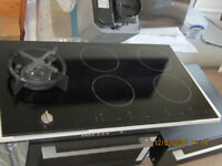 Atag Gas Induction Hob and Chimney Cooker Hood - Ex Display - Never Used