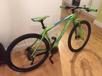 Cube Ltd Pro 29er Hardtail Mountain Bike