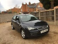 FORD FOCUS 1.6 ZETEC [115] [CLIMATE PACK], FULLY SERVICED, FULL SERVICE HISTORY, DRIVES VERY WELL,