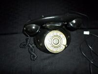 finger ringing Telephone
