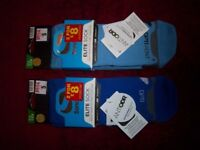 BNWT Sondico Older Boys Football Socks Size 1-6 UK IP1