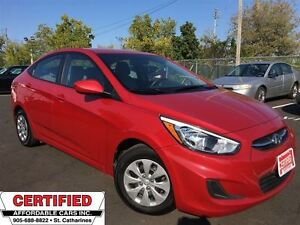 2015 Hyundai Accent GL ** BLUETOOTH, HTD SEATS, AUX. IN **