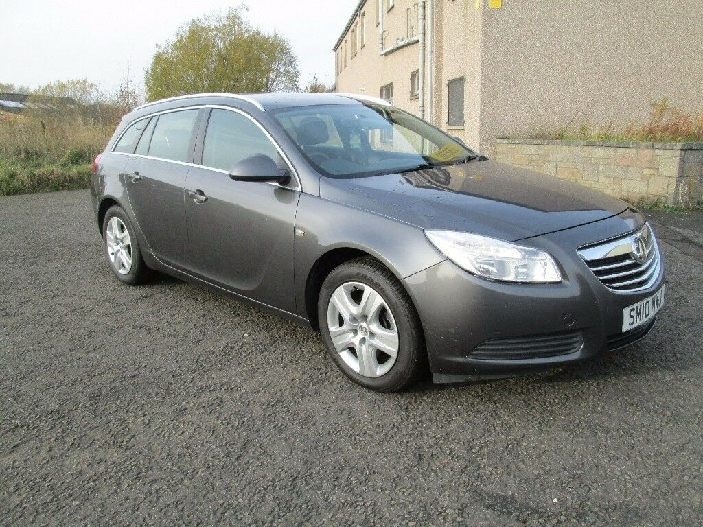 VAUXHALL INSIGNIA EXCLUSIVE STATION WAGON *** TURBO DIESEL *** MOT SEPTEMBER 2018 ***