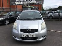 Toyota Yaris 1.3 VVT-i T Spirit 3dr ONE FORMER KEEPER,