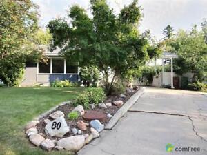 $329,500 - Split Level for sale in St. Albert