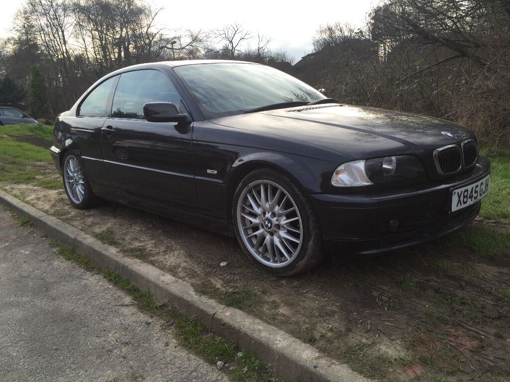 bmw 320 ci in crawley west sussex gumtree. Black Bedroom Furniture Sets. Home Design Ideas