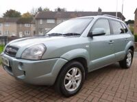 2008 Hyundai Tucson 2.0 Limited CRDi 4WD 6spd Manual Towbar