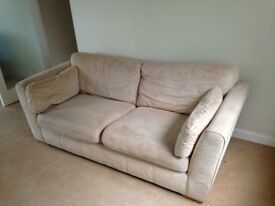 Suede Sofa for Sale - Anniesland