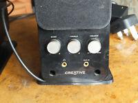 Creative Gigaworks T40 series II speakers
