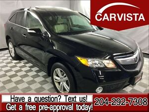 2013 Acura RDX AWD -SUNROOF- NO ACCIDENTS/ONE OWNER-