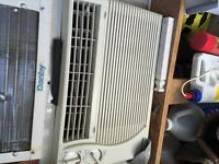 4 air conditioners