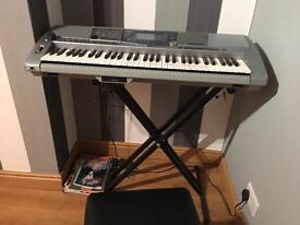 Yamaha keyboard psr 1100