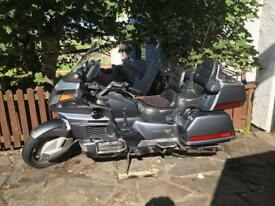 Honda Goldwing 1500 SOLD SOLD