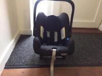 Britax car seat 5 star encap rated buggy attachment ready