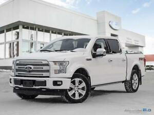 2017 Ford F-150 SCREW PLATINUM- INCLUDES VEGAS TRIP FOR 2